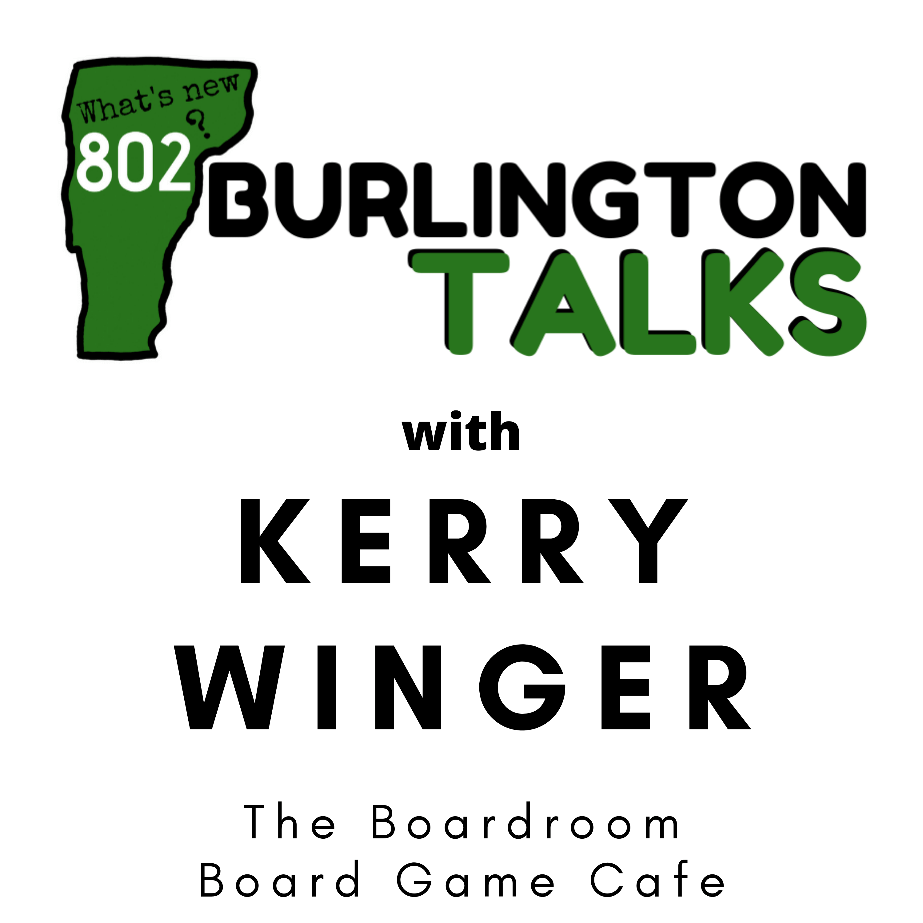 Talking With Kerry Winger of The Boardroom