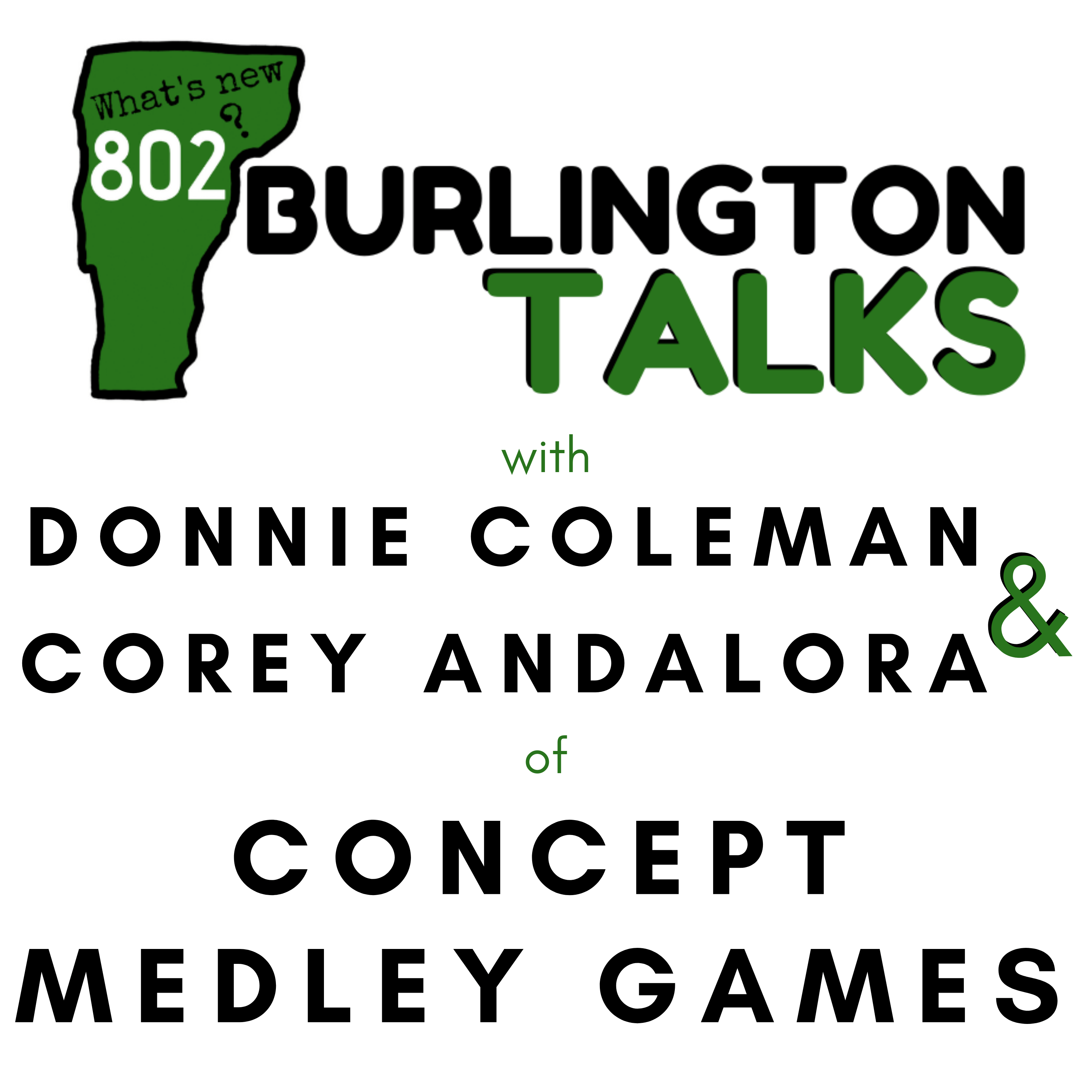 Talking with Corey and Donnie of Concept Medley Games