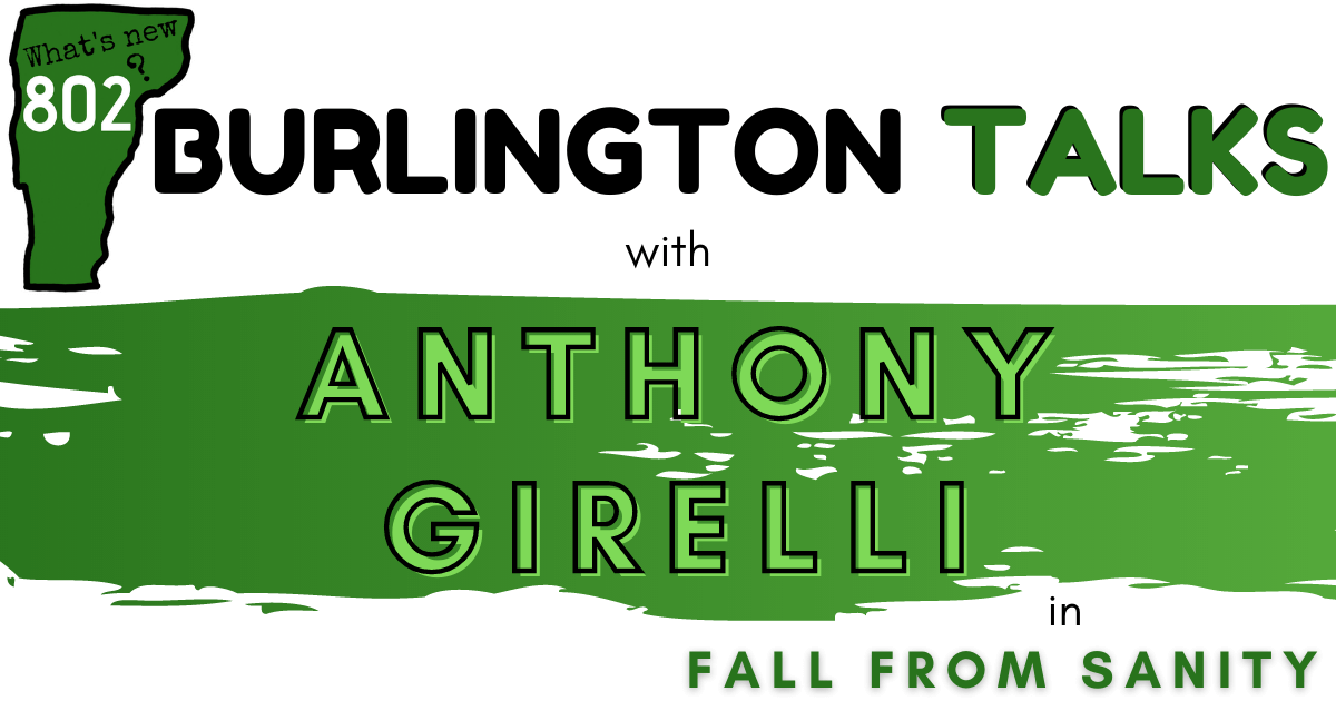 Talking with Anthony Girelli – Fall From Sanity