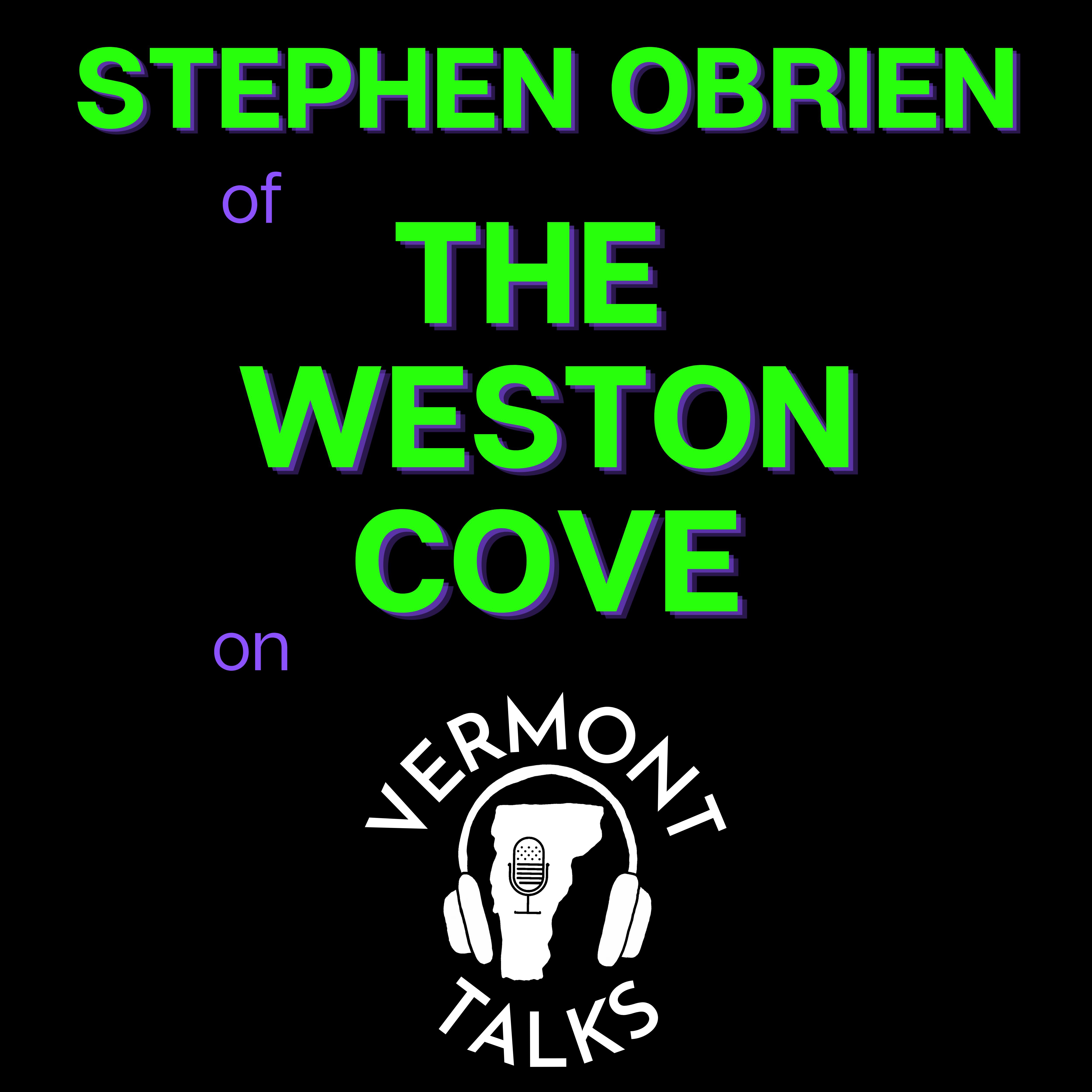 Stephen OBrien – The Weston Cove
